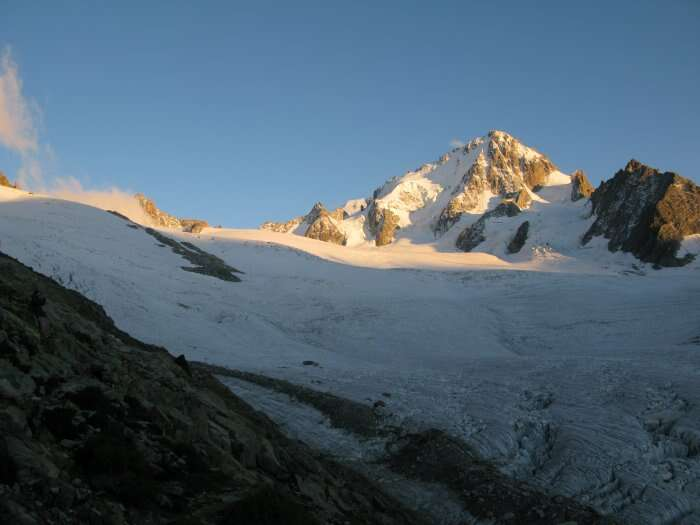 Haute Route Summer Trek